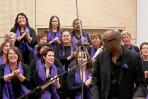 Concert: Songs of Praise, Protest & Purpose with Eric Dozier:  March 26, 2011